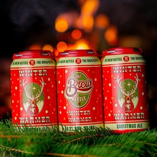 Winter Warmer – A Christmas Ale packed with the spices of the holidays; cinnamon, ginger, orange & lemon peel, and a sleigh load of honey. A beer that's loaded with holiday cheer! #bevdistcle #cleveland #craftbeer #drinklocal #christmasale