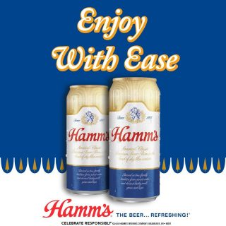 Swipe right ➡️ to learn about the history of @hammsthebeer! 🍻 #bevdistcle #cleveland #hammsbeer #beer #throwbackthursday