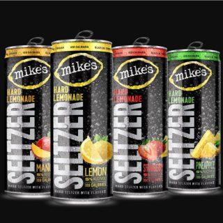 ‼️Coming Soon ‼️ Mikes Hard Lemonade Seltzer! Available in 4 flavors: Lemon 🍋, Mango 🥭, Strawberry 🍓 and Pineapple 🍍 ✅ Gluten free ✅ 1g Sugar ✅ 100 calories #bevdistcle #cleveland #hardseltzer #glutenfree