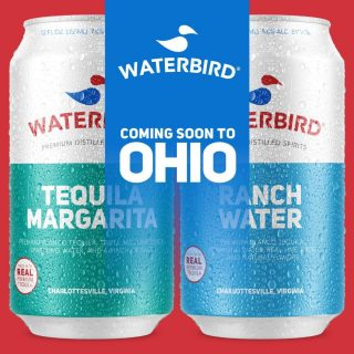 Coming soon- @waterbirdspirits! Waterbird was born in Charlottesville, Virginia. 100% family owned and operated, Waterbird makes high quality canned cocktails with real, premium distilled spirits. #bevdistcle #cleveland #ohio #comingsoon #cannedcocktails