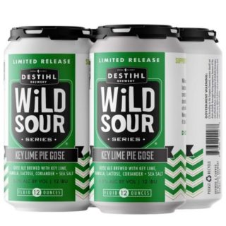 Destihl Brewery has added key lime, vanilla and lactose to their Leipzig-stye gose to create a liquid version of the popular dessert! The result is a tart, creamy, refreshing treat for your tastebuds. Now you can have your pie and drink it too! #bevdistcle #cleveland #craftbeer