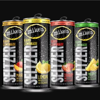 The perfect addition to your summer cookout! Mike's Hard Lemonade Seltzer. 100 calories, gluten free, and 1g of sugar. #bevdistcle #cleveland #mikeslemonade