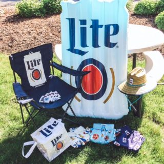 🍻😎 GIVEAWAY! 😎🍻 Summer is right around the corner and we want you looking your best while sippin' on some Miller Lite! How to enter: 1) Like this photo 2) Tag a friend who you want to drink a Miller Lite with this summer 3) BONUS entry- share this post 4) DOUBLE BONUS entry- Tag us in a photo of you drinking Miller Lite! Winner will receive: A pool float, camping chair, soft cooler with 4 koozies, 2 summer button down shirts, swim trucks, and a straw hat! Giveaway ends Friday 6/11/21. Winner will be picked at random and must pick up the prize at our warehouse. *Winner must be 21 or over*