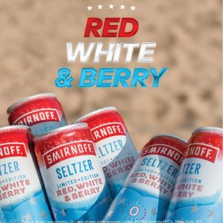 This #MDW we hope your grills are 🔥 and your Smirnoff Red, White, & Berry seltzers are ❄️! #bevdistcle #cleveland #smirnoffseltzer #longweekend