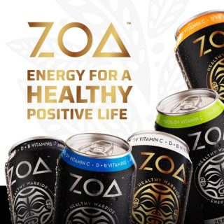 Need a little Monday pick me up? Grab yourself a ZOA! #bevdistcle #cleveland #energydrink #zoa