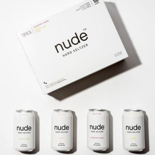 SUGAR FREE, SWEETENER FREE, CARB FREE, 100 CALORIES. Nude hard seltzers are available in four flavors: Peach, Classic Lime, Mango, and Raspberry Lemon. A portion of all of their sales goes towards local animal rescue organizations in each area Nude is sold! Since inception, they've donated over $215,000 as part of #pawsofnude pledge to support animals in need. #bevdiscle #cleveland #hardseltzers #animalrescue