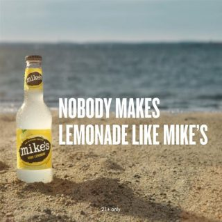 A classic summer day calls for the classic hard lemonade! #bevdistcle #cleveland #summertime #mikeslemonade