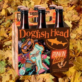 A full-bodied brown ale with smooth hints of pumpkin and brown sugar. Punkin Ale is brewed with pumpkin meat, brown sugar and spices. As the season cools, this is the perfect beer to warm up with. #bevdistcle #cleveland #pumpkinbeer #fallbeers