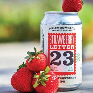 Named after the popular hit, 'Strawberry Letter 23,' this brew blurs the lines between IPA, Sour Ale, and Fruited Ale. Brewed with Lactose, London Ale III yeast, Mosaic Lupilin Powder, soured with Lactobacillus Delbrueckii, and fermented on top of ripe Strawberries: This brew is super unique and you won't want to miss it! #bevdistcle #cleveland #craftbeer